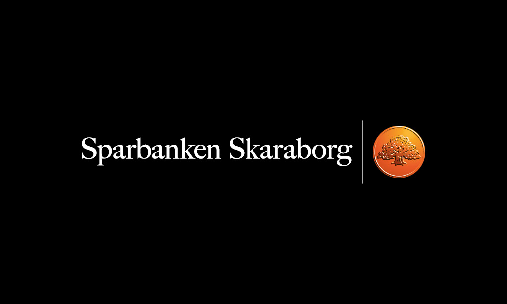 Logo sparbanken_logo_1rad-vit_text