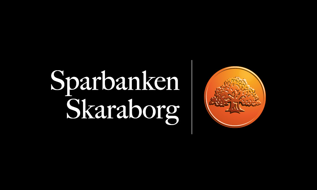 Logo - sparbanken_logo_2rad-vit_text